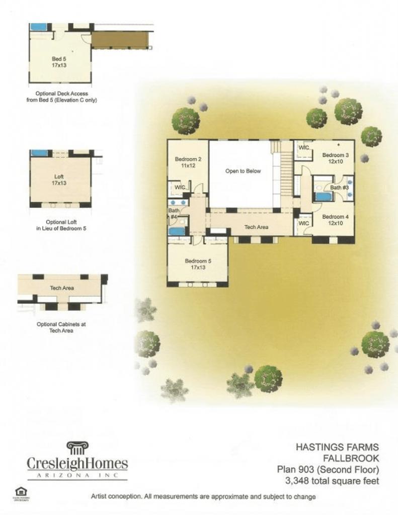 Fallbrook Floor Plan
