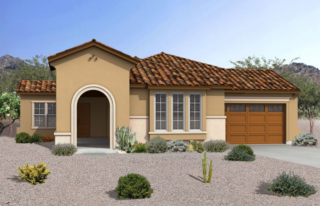 Cresleigh Homes Spanish Rendering