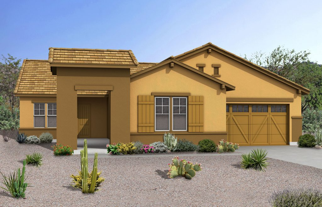 Cresleigh Homes Ranch - Rendering