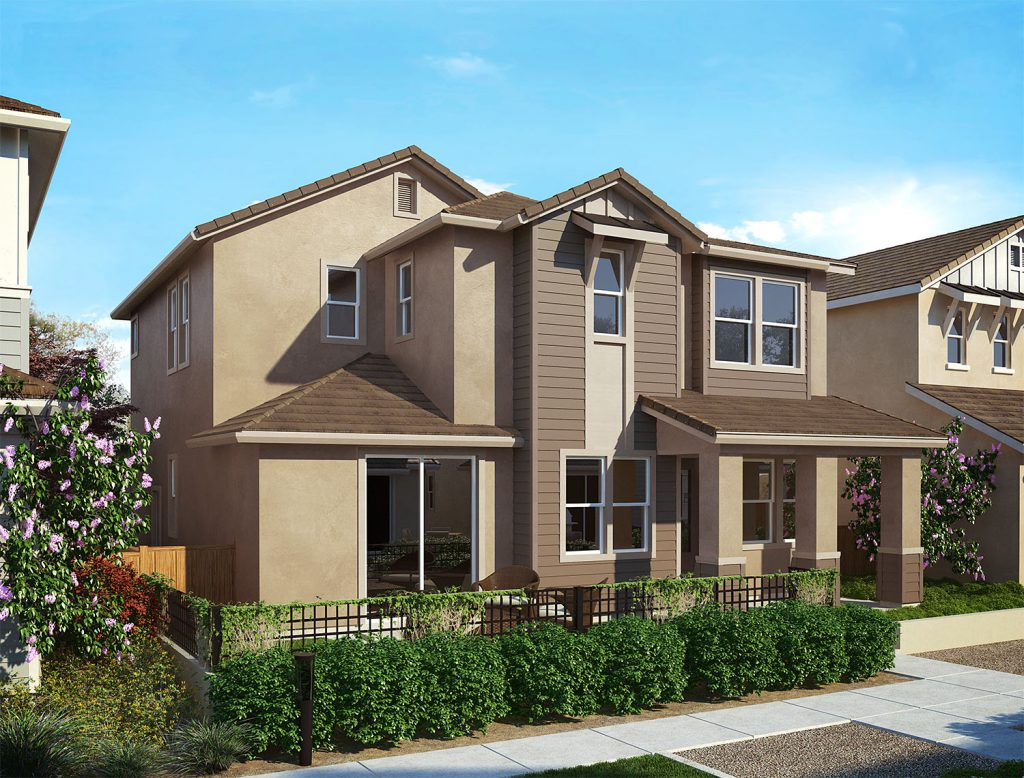 Plan 1C - Rocklin Trails