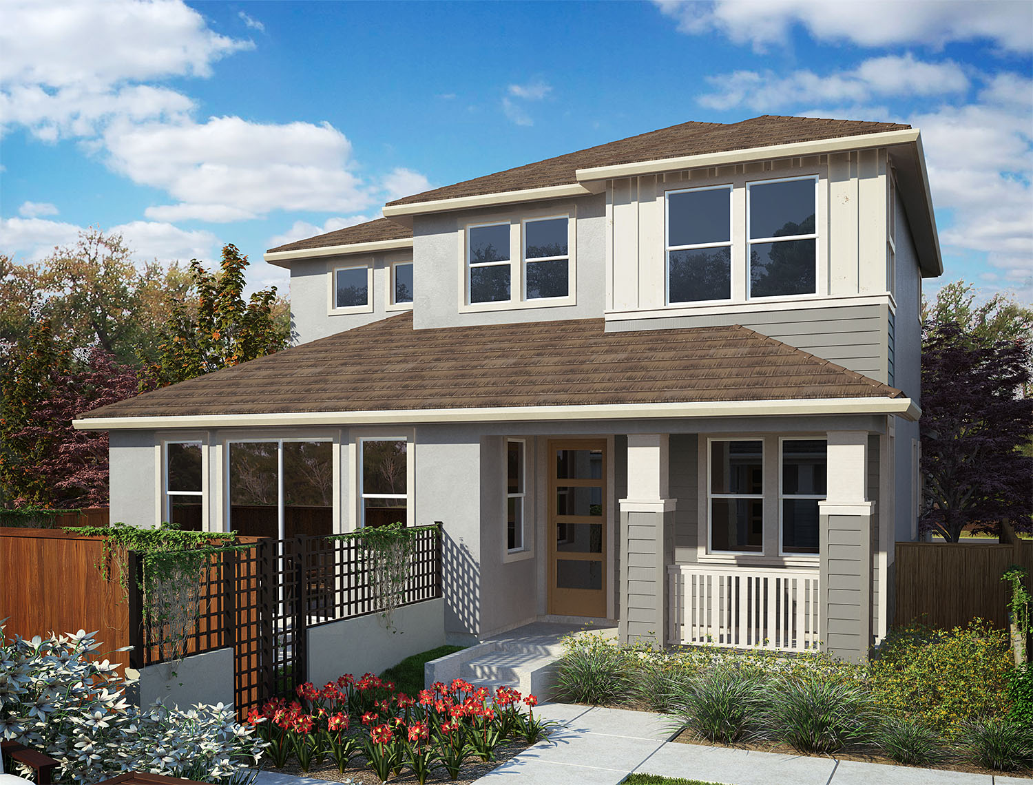 Residence 2 At Rocklin Trails Cresleigh Homes