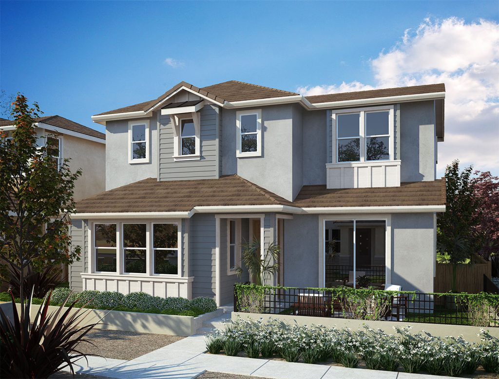 Plan 3B - Rocklin Trails