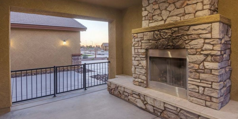 Fallbrook Fireplace