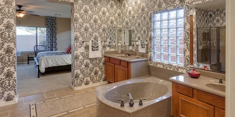 Fallbrook Master Bathroom