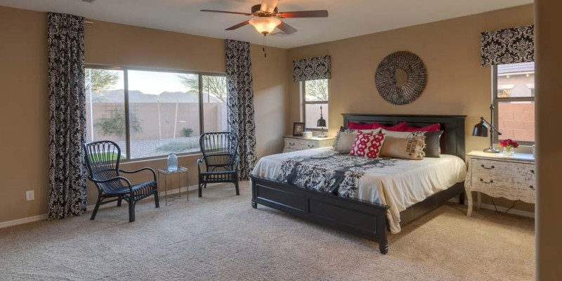 Fallbrook Master Bedroom