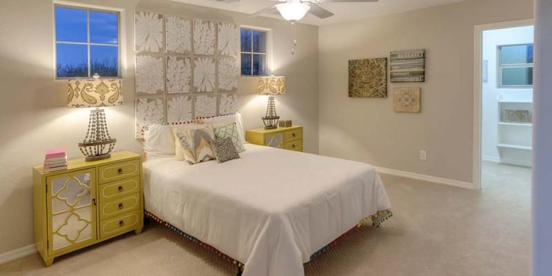 Pantano Fourth Bedroom