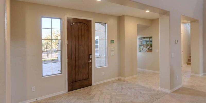 Pantano Front Door