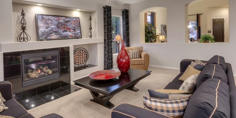 Sevilla Living Room with TV