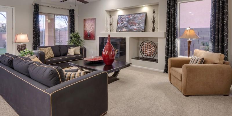 Sevilla Living Room