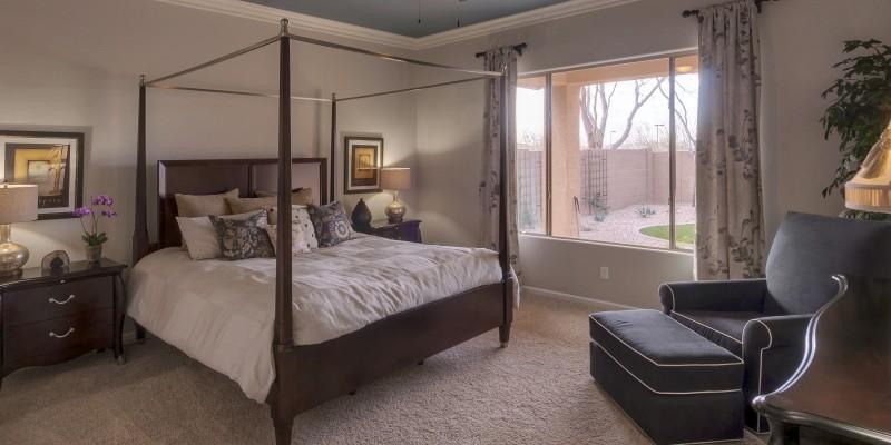 Sevilla Master Bedroom