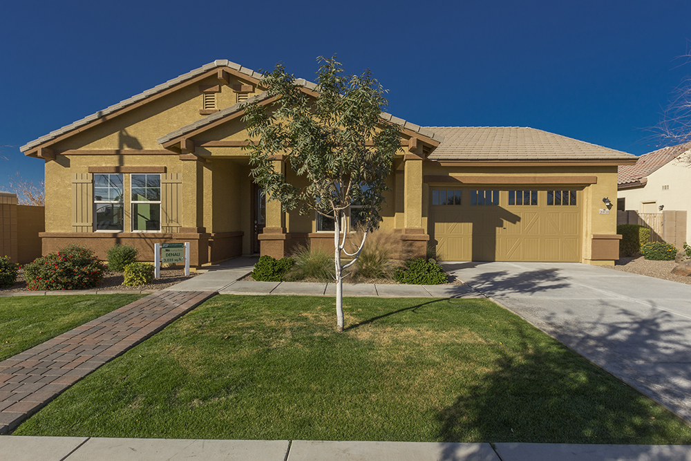 New Homes Sales In Queen Creek Chandler